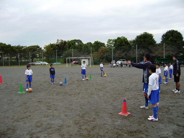 開進サッカークラブへ巡回指導に行ってきました : FC町田ゼルビア ...